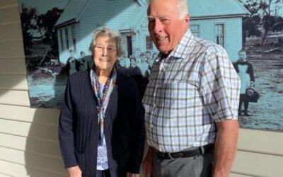 Thelma and Bert Visit