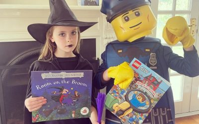Book Week Dress Up from Home
